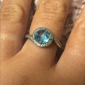 e946d4be9 Radiant Embellishment Pandora Ring
